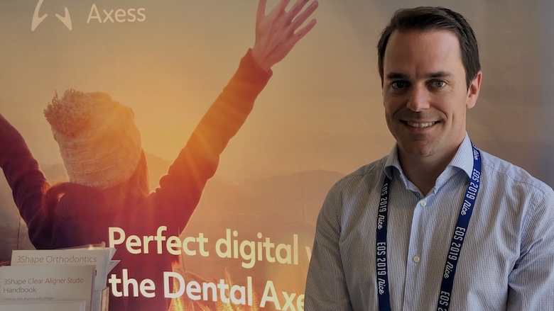 Interview: Dental Axess introduces BenderI, the world's first portable wire bending machine