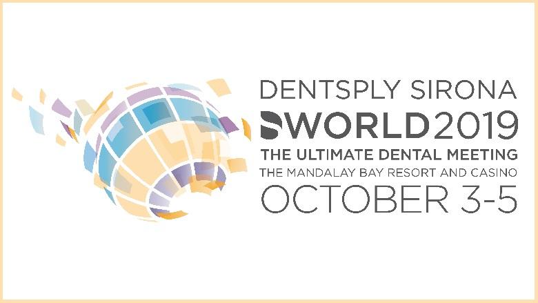Dentsply Sirona World 2019 fast approaching