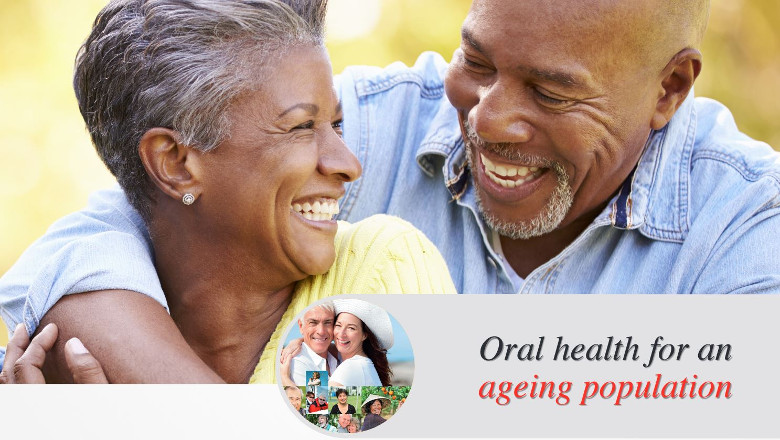 Good oral health as a positive part of ageing process