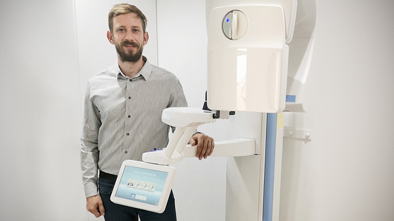 Digital dentistry in Prague, city of a hundred spires