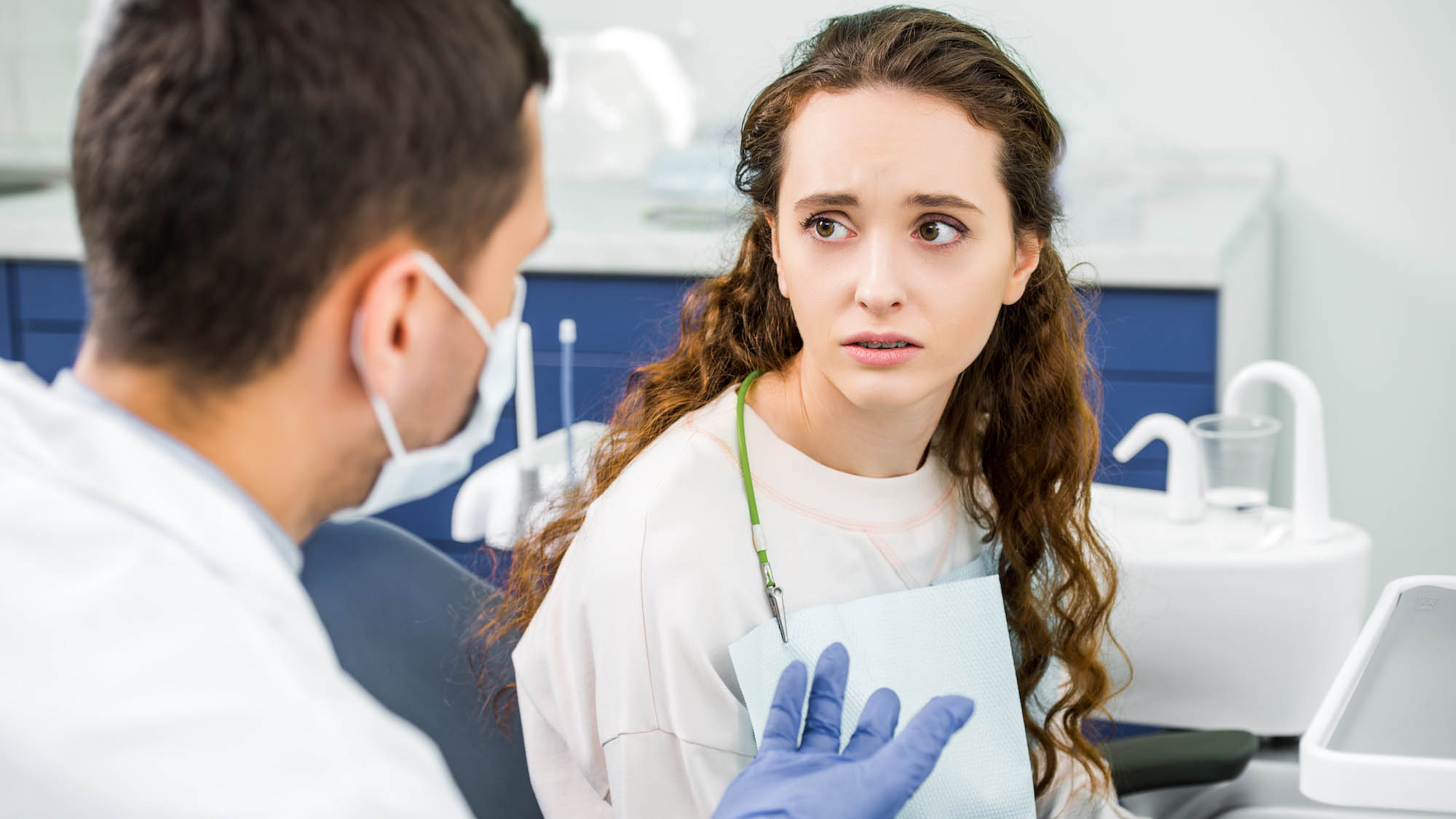 Examining body dysmorphic disorder in dental patients