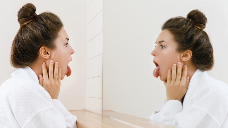 Tongue microbes may indicate cardiac health status