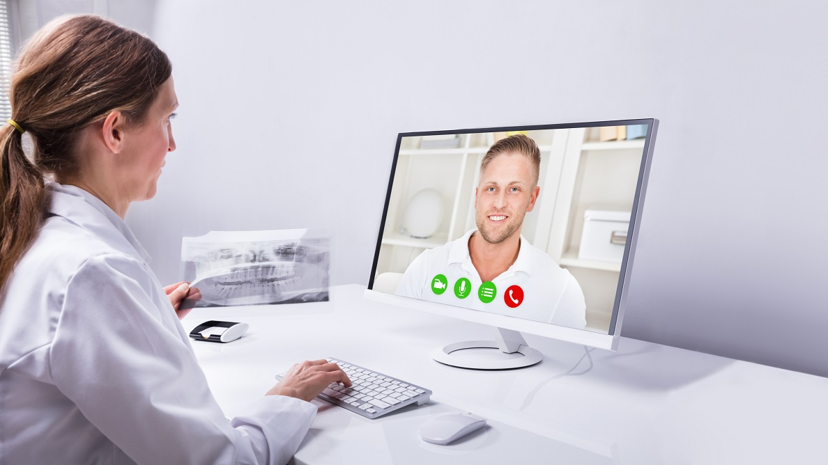 What is the future of telehealth in dentistry?