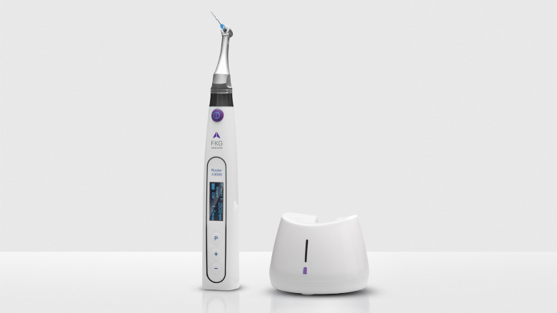 FKG Dentaire expands its endodontic motor range with new RooterX3000